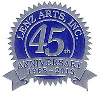 45th Anniversary Seal