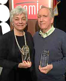 Andy & Cynthia Lenz - Lifetime Achievement